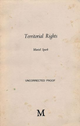 Territorial Rights. Muriel Spark