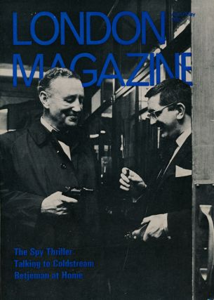 London Magazine April / May 1976, Volume 16 / Number 1. Ted Hughes, Bruce Berry, Brian Jones,...