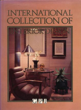 International Collection of Interior Design