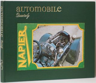 "Automobile Quarterly, Third Quarter 1979, Volume XVII, Number 3 The Connoisseur""S Magazine of..."