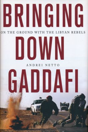 Bringing Down Gaddafi On the Ground with the Libyan Rebels. Andrei Netto