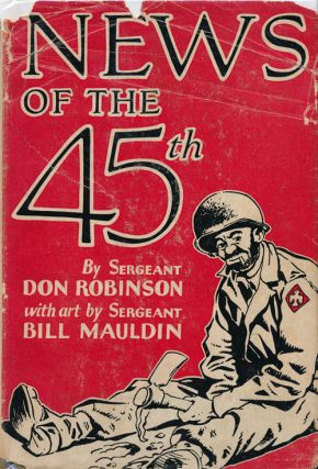 News of the 45th. Donald Robinson