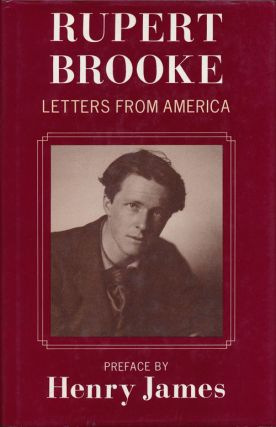Letters from America. Rupert Brooke