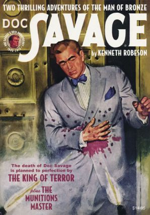Doc Savage #69: The King of Terror plus The Munitions Master. Harold A. Davis, Lester Dent