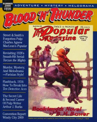 Blood 'N' Thunder: Summer 2009 # 24. Ed Hulse