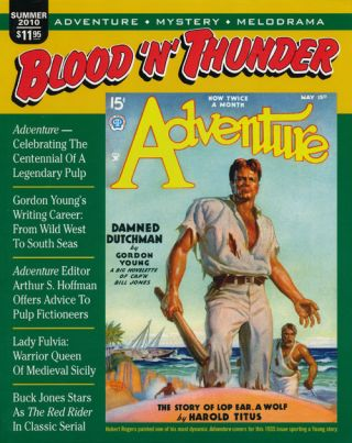 Blood 'N' Thunder: Summer 2010 # 27. Ed Hulse
