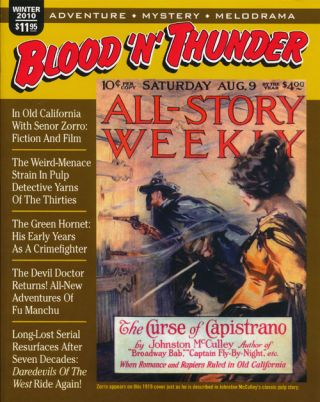 Blood 'N' Thunder: Winter 2010 # 25. Ed Hulse
