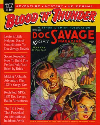 Blood 'N' Thunder: Winter 2011 # 28. Ed Hulse
