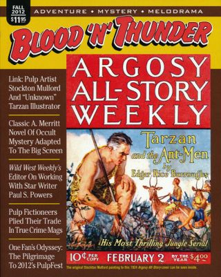 Blood 'N' Thunder: Fall 2012 # 35. Ed Hulse