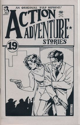 Action Adventure Stories # 19. Tom Johnson, Viriginia Johnson