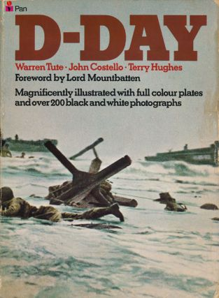 D-Day. Warren Tute, John Costello, Terry Hughes