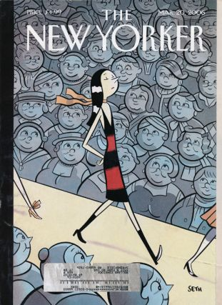 New Yorker, March 20, 2006 The Style Issue. Seamus Heaney, Louise Erdrich