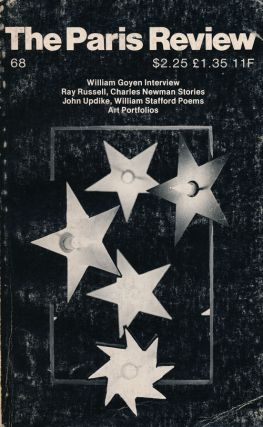 The Paris Review 68 - Winter 1976. George Plimpton, William Goyen, Rita Dove, John Updike