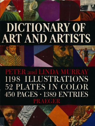 Dictionary of Art and Artists. Peter and Linda Murray