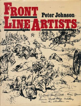 Front Line Artists. Peter Johnson.