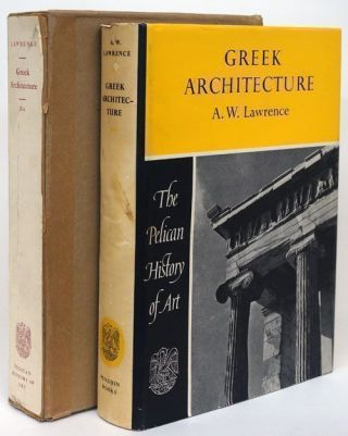 Greek Architecture. A. W. Lawrence