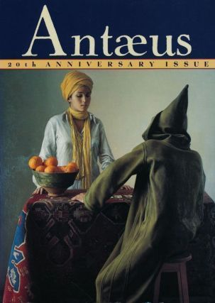 Antaeus, Spring-Autumn 1990 20th Anniversary Issue