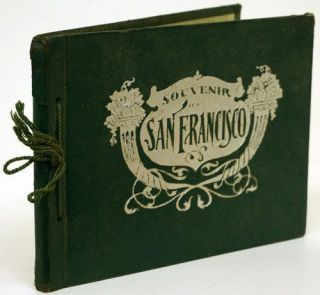 Souvenir of San Francisco Photo-Gravures