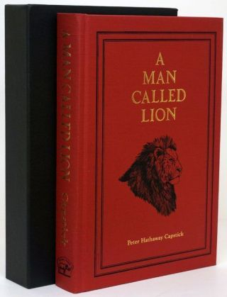A Man Called Lion. Peter Hathaway Capstick
