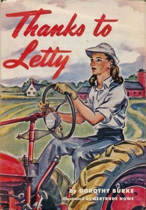Thanks to Letty. Dorothy Burke