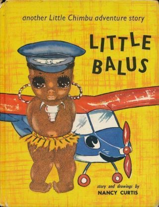 Little Balus. Nancy Curtis