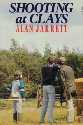 Shooting at Clays. Alan Jarrett