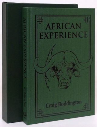 African Experience A Guide to Modern Safaris. Craig Boddington, Photogaphs.