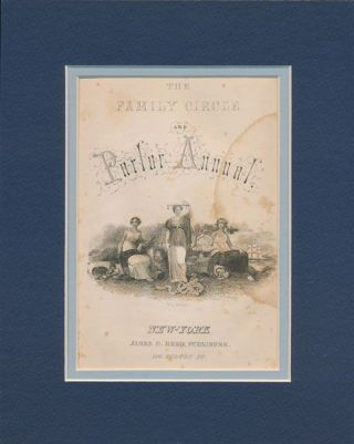 The Family Circle and Parlor Annual
