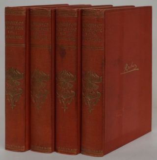 Memoirs of Napoleon Bonaparte 4-Volume Set. Louis Antoine Fauvelet De Bourrienne