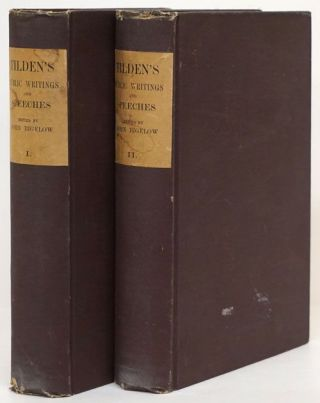 The Writings and Speeches of Samuel J. Tilden Two Volume Set. Samuel J. Tilden