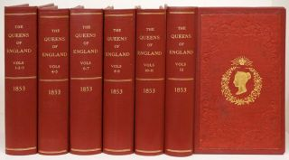 Lives of the Queens of England From the Norman Conquest with Anecdotes of Their Courts. Agnes...