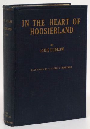 In the Heart of Hoosierland A Story of the Pioneers, Based on Many Actual Experiences. Rd K....