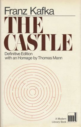 The Castle Definitive Edition. Franz Kafka.