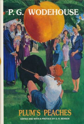 Plum's Peaches. P. G. Wodehouse.