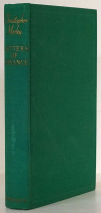 Letters of Askance. Christopher Morley