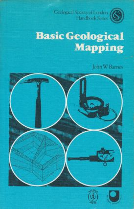 Basic Geological Mapping. John W. Barnes