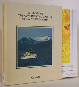Geology of the Continental Margin of Eastern Canada