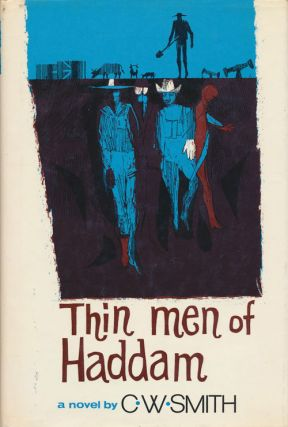 Thin Men of Haddam A Novel. C. W. Smith