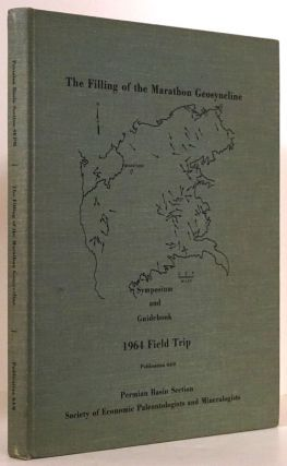 The Filling of the Marathon Geosyncline Symposium and Guidebook, 1964 Field Trip