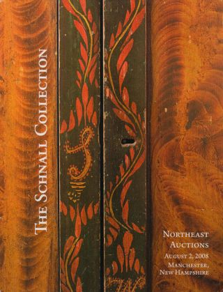 Northeast Auctions: the Schnall Collection of American Furniture & Folk Art; the Center of New...