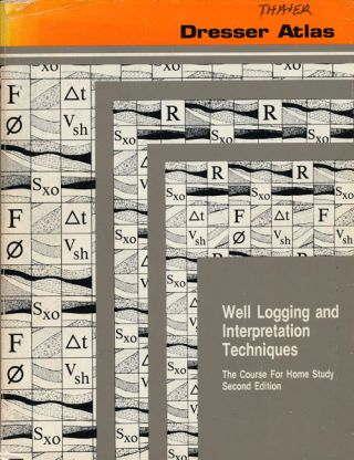 Well Logging and Interpretation Techniques: Vol VIII Gamma Ray Log The Course for Home Study,...