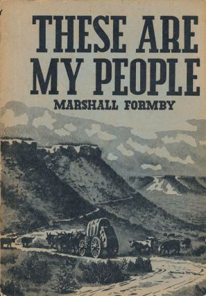 These Are My People. Marshall Formby