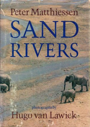 Sand Rivers. Peter Matthiessen