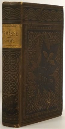 The Yemassee: A Romance of Carolina. W. Gilmore Simms
