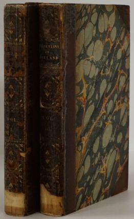 Jacqueline of Holland, a Historical Tale Volumes I and III (Of a Three Volume Set). Thomas Colley...