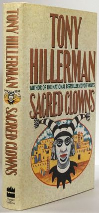 Sacred Clowns. Tony Hillerman