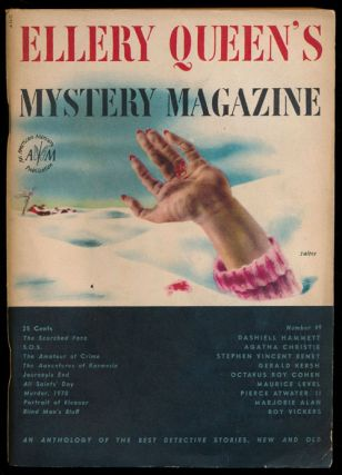 Ellery Queen's Mystery Magazine Volume 10, November 1947, Number 49 An Anthology of Detective...