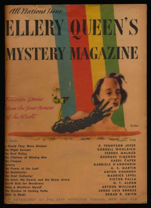 The Garden of Forking Paths Appearing in Ellery Queen's Mystery Magazine August 1948. Jorge Luis...