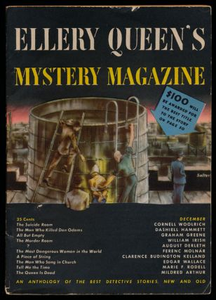 Ellery Queen's Mystery Magazine Volume 14, December 1949, Number 73 An Anthology of Detective...