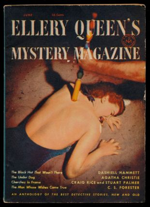 Ellery Queen's Mystery Magazine Volume 17, June 1951, Number 91 An Anthology of Detective...